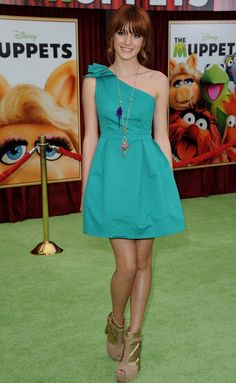 bella thorne the muppets movie premiere | the muppets world premiere in this photo bella thorne world