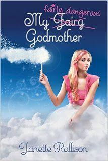 Enchanted Conversation: A Fairy Tale Magazine: Brita Long Reviews Books: My Fairly Dangerous Godm...