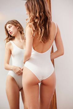 Out From Under So Over It Bodysuit - Urban Outfitters