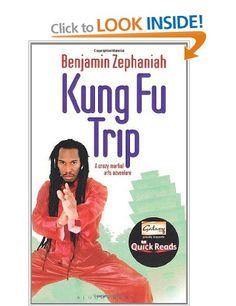 Benjamin Zephaniah – Kung Fu Trip