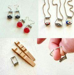Creative necklaces