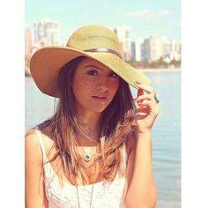 @victoriadeazevedo brilhando com o nosso colar da Coleção luxus #mairabumachar #lookmb