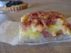 YAY!!!!!!!!!!! I have waited YEARS to find this recipe! Posted by Two Sisters Bakery in Homer, Alaska. I have craved these since the day we boarded the airplane out of Anchorage (enjoyed them when we were there!) I am ready for spring when it comes around again and my rhubarb is ready to harvest!
