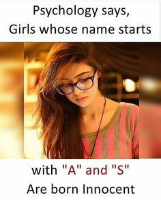 Mera nam 'A' se start hota hain matlab main innocent hun omg I can't believe Crazy Girl Quotes, Funny Girl Quotes, Real Life Quotes, Crazy Girls, Reality Quotes, True Quotes, Qoutes, Quotes Girls, Happy Quotes