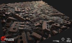 https://www.artstation.com/artwork/brick-debris-tileable-texture