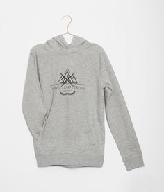 The Essential Light Grey Hoodie The Essential, Grey Hoodie, Welt Pocket, Hoodies, Sweatshirts, Essentials, Unisex, Sleeves, Sweaters