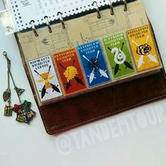 FAVtastic: Planner meets Potter 2.0 | Harry Potter | Dovoders | Quidditch | Filofax | Planner | Organizer | Inspiration | Ideas