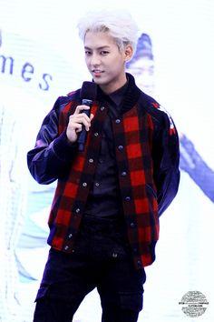 140929 #BTOB Minhyuk @ Cultwo Show ♡