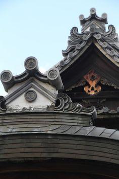 Le Ginkaku-Ji (Temple d'Argent) #Japan #kyoto #japanese #temple #roof