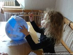 Highhill Homeschool: Make Your Own Pinata