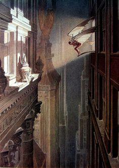 Architecture & Fantasy   Schuitten & Peeters   018