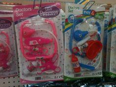 Default Boy Doctor Toy Kits (thanks @ day_jess!)