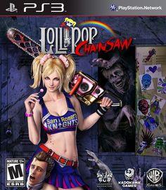 Chainsaw Lollipop