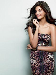 Sonam Kapoor Red Hot Fashion - Cosmopolitan Magazine : Indian Celebrities