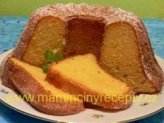 Tvarohová bábovka s jablky Cake Art, Cornbread, Food Art, French Toast, Food And Drink, Breakfast, Ethnic Recipes, Millet Bread, Morning Coffee