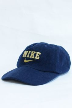 USED&VINTAGE NIKE 90's ウールキャップ¥2,300(TAX IN)