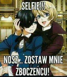 Anime Meme, Manga Anime, Black Butler Kuroshitsuji, Funny Comics, Me Me Me Anime, Otaku, Funny Memes, Fandoms, Marvel