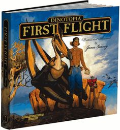 Gurney takes us back to Dinotopia's ancient past, where the empire of Poseidos is about to capture the peaceful dinosaurs by using robotic technology. This expanded anniversary edition features a wealth of all-new material by the author.