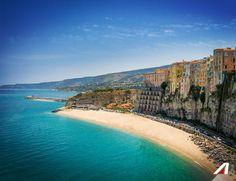 #Tropea #Italy #Alitalia #destination #travel #newplaces #airline #airplane #discover