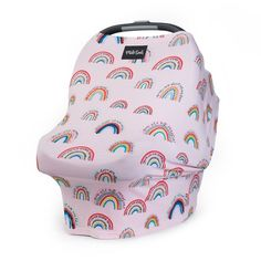 The original Milk Snob® Cover is a fitted infant car seat cover that can also be used as a nursing cover or shopping cart cover. Milk Snob Cover, Baby Girl Car Seats, Shopping Cart Cover, Baby Swings, Rainbow Baby, Rainbow Nursery, Future Baby, Best Brand, Baby Love