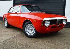 1974 Alfa Romeo GTA  Maintenance/restoration of old/vintage vehicles: the material for new cogs/casters/gears/pads could be cast polyamide which I (Cast polyamide) can produce. My contact: tatjana.alic@windowslive.com