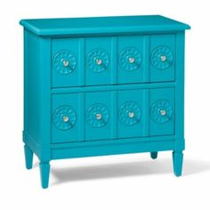 Dahlia Chest in Turquoise $349.00