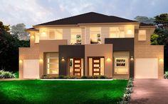 Kensington 46.4 - Duplex Level - by Kurmond Homes - New Home Builders Sydney NSW