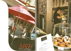 Mash Cafe and Restaurant