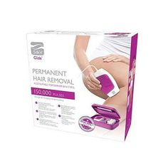 Silk׳n Glide™ Permanent Hair Removal Device 150,000 Pulses