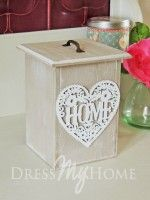 Heartfelt Home Canister Box Kitchen Accessories, Decorative Boxes, Dress, Products, Home Decor, Kitchen Fixtures, Dresses, Decoration Home, Room Decor