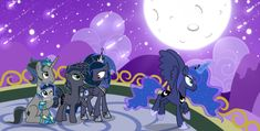 Next: Moon:Good evening, sister. Moonlight Sonata:Good evening bro, Finally, It's night, I hate the bright sun. Moon:You say this every night. MLP FIH [Next Gen] Night of Desire and Hope Part 1 My Little Pony List, My Little Pony Princess, My Little Pony Pictures, My Little Pony Friendship, Princess Twilight Sparkle, Moon Princess, Undertale Pictures, Sparkle Party, Little Poni