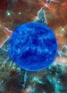 Supergiant Star Type: O - Arcadia - Cheryl Feeley