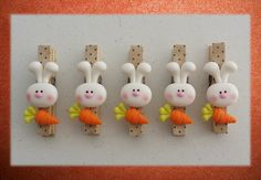 <3<3<3<3 Cute Polymer Clay, Polymer Clay Miniatures, Fimo Clay, Polymer Clay Projects, Polymer Clay Creations, Cute Crafts, Diy And Crafts, Clay Magnets, Clay Figurine