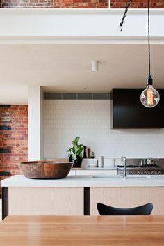 apartamento e escritório na moor street, melbourne   projeto: claire cousins