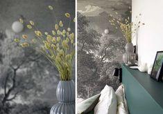 Notre tête de lit multifonctions pour 50 euros* – Misc Webzine Decoration, Tapestry, Curtains, Bedroom, Niches, Painting, Home Decor, Home Ideas, Home Decoration