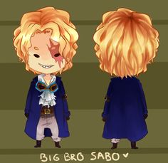 Sabo( spoilers?) take 2 by nomoaremptydialogues