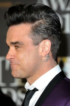 Robbie Williams - The Brit Awards 2013