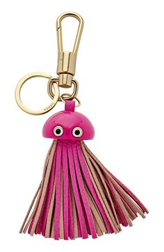 Fossil Jellyfish Bag Charm available at #Nordstrom
