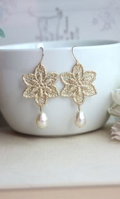 Earrings, should be possible to do myself? I love DIY jewellery!