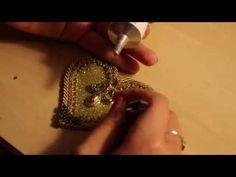 My video tutorial of making the fancy hearts. ❤️  Nick Pitera Heart Badge Tutorial - YouTube