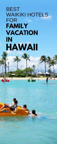 Family vacation ideas for Hawaii trip with Waikiki Beach hotels. Even when in Hawaii on a budget to save money on cost you can have best resort experience near Hilton Hawaiian Village. Kid-friendly activities on Oahu for families, teens. Best Waikiki hotels on Oahu, Hawaii. Water sports rental at lagoon, kayak, surfing lessons, SUP, dinner cruise tours, Friday fireworks, more! Top US travel destination. Use airbnb Oahu, vacation rental. List: Best things to do on Oahu! #hawaii #oahu #waikiki
