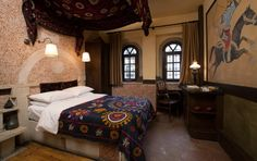 standard double room @ Hotel Empress Zoe - Sultanahmet Istanbul