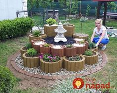 If you are looking for the best garden design, you have come to the right place. Garden Pond Design, Garden Art, Architectural Plants, Flower Tower, Front Yard Landscaping, Succulents Garden, Water Garden, Garden Projects, Amazing Gardens