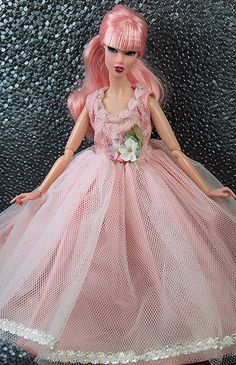 Barbie Vintage Cupcake Dress
