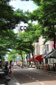 Witte de Withstraat, Rotterdam, Zuid-Holland.
