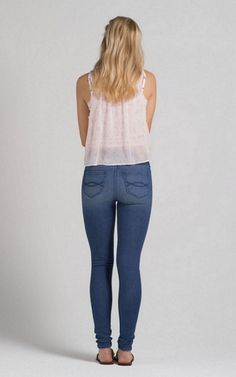 Abercrombie Jeans For Girls