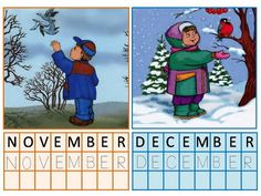 Weather For Kids, Weather Seasons, Seasons Of The Year, Minions, Kindergarten, Baseball Cards, Moths Of The Year, Winter Time, Speech Language Therapy