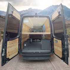 The New Townsend Van. @townsendvans