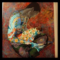 A Painting from Buthan @ S'pore
