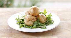 Cracked black pepper profiteroles filled with Pecorino cheese - sounds so good! Caramelised Onion Chutney, Caramelized Onions, Profiteroles Recipe, Pecorino Cheese, Cracked Black Pepper, Food For Thought, Yummy Treats, Potato Salad, Food And Drink